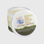 CJ's BUTTer® 325ml Tub: Coconut Lime Dream