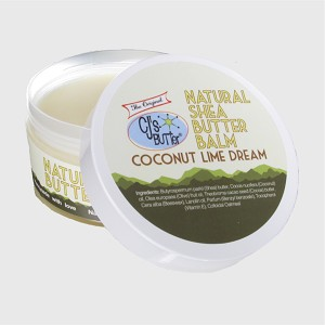 CJ's BUTTer® 160ml Pot: Coconut Lime Dream